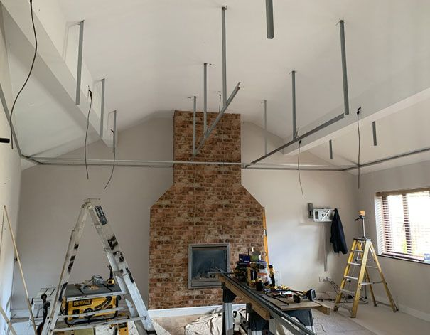 Lowering the Ceiling